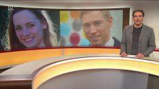 Doppelweltmeister 2015 Georg Kreiter und Anna Schaffelhuber im BR Fernsehen