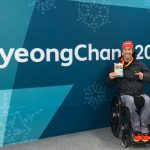 Georg Kreiter bei den Paralympics 2018 in PyeongChang