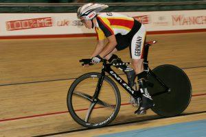 Natalie Simanowski in Manchester 500m