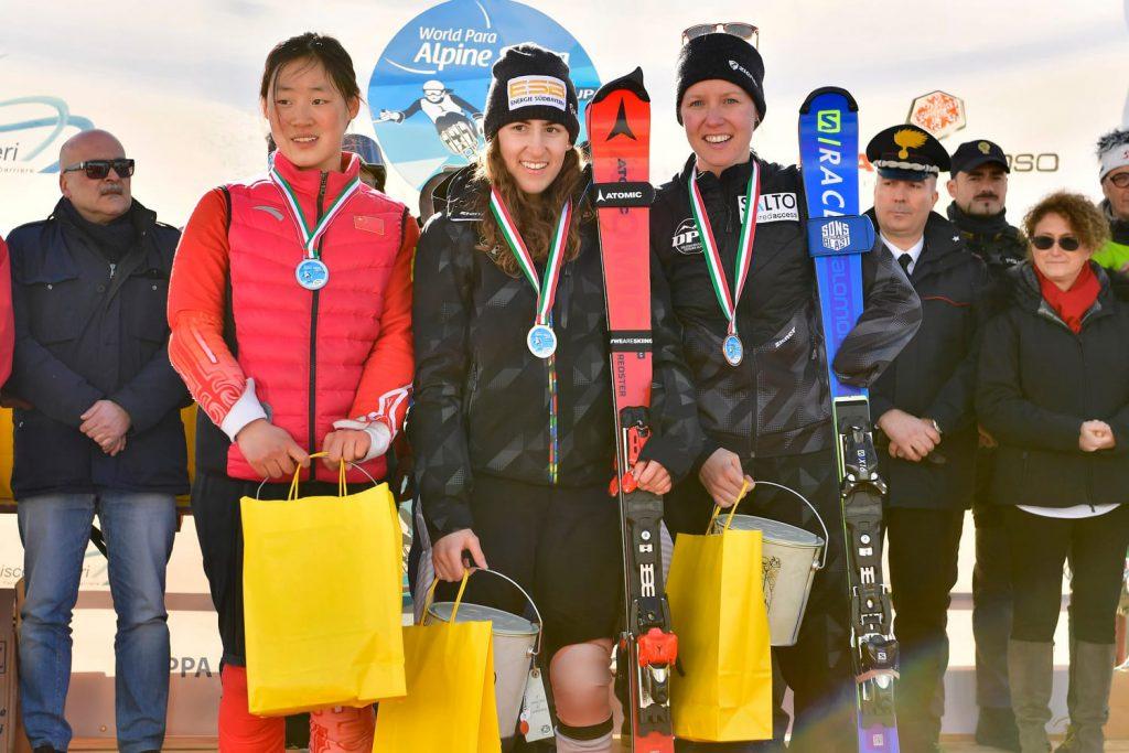 Anna-Maria Rieder Goldmedaille