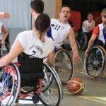 Tag der offenen Tür - Rollstuhlbasketball